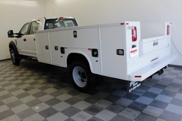 2018 F-450 Crew Cab DRW 4x4,  Knapheide Service Body #YD03598 - photo 1