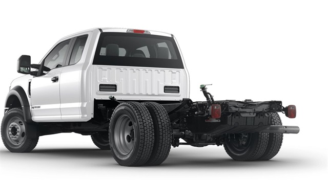 2019 F-450 Super Cab DRW 4x4,  PJ's Landscape Dump #YD03689 - photo 4