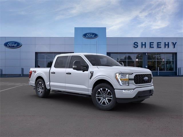 2021 Ford F-150 SuperCrew Cab 4x4, Pickup #YD04235 - photo 1