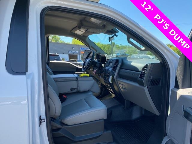 2021 F-350 Regular Cab DRW 4x4,  PJ's Truck Bodies Landscape Dump #YD10276 - photo 7