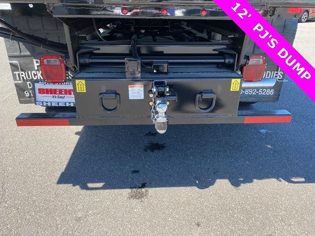 2021 F-350 Regular Cab DRW 4x4,  PJ's Truck Bodies Landscape Dump #YD10276 - photo 3