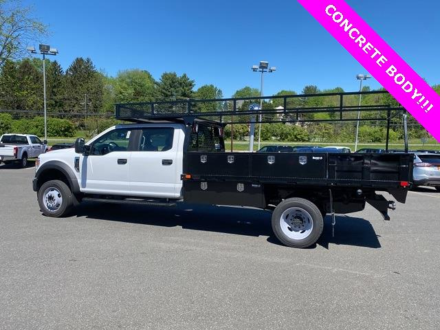 2021 Ford F-450 Crew Cab DRW 4x4, PJ's Contractor Body #YD10327 - photo 10