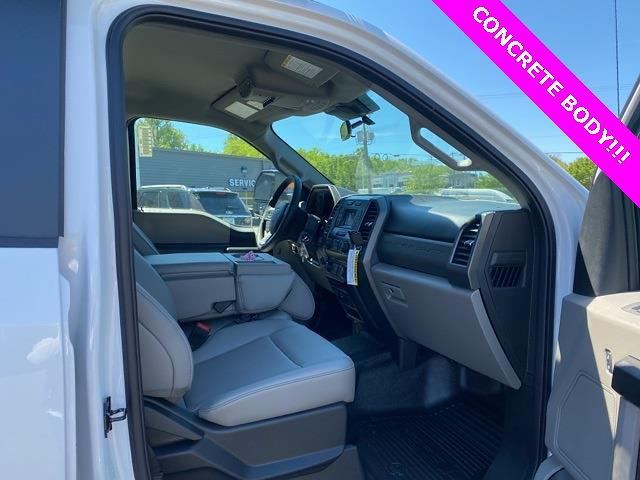 2021 Ford F-450 Crew Cab DRW 4x4, PJ's Contractor Body #YD10327 - photo 6