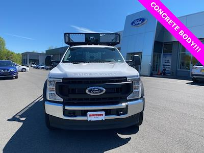 2021 Ford F-450 Crew Cab DRW 4x4, PJ's Contractor Body #YD10327 - photo 4