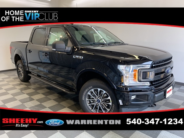 2019 F-150 SuperCrew Cab 4x4,  Pickup #YD10769 - photo 1
