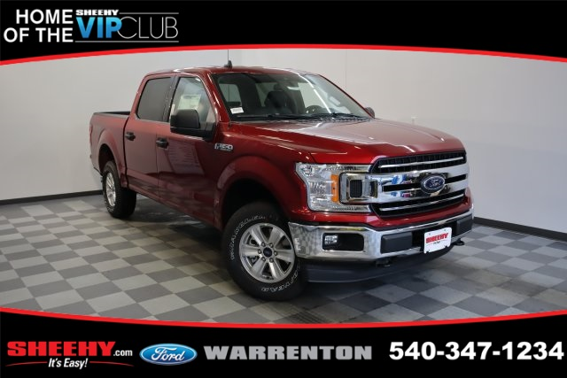2019 F-150 SuperCrew Cab 4x4,  Pickup #YD10774 - photo 1
