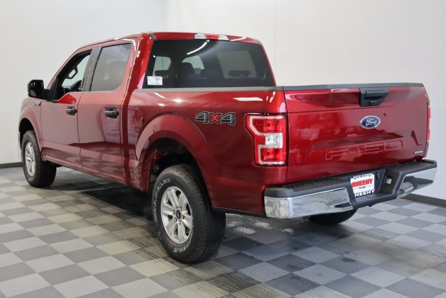 2019 F-150 SuperCrew Cab 4x4,  Pickup #YD10774 - photo 4