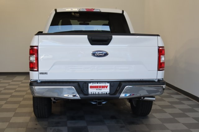 2019 F-150 SuperCrew Cab 4x4,  Pickup #YD10775 - photo 5