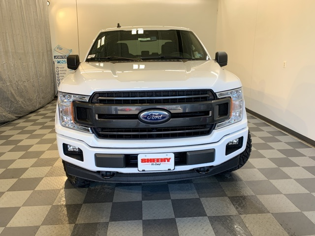 2019 F-150 SuperCrew Cab 4x4,  Pickup #YD10777 - photo 1