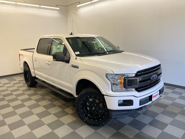 2019 F-150 SuperCrew Cab 4x4, Pickup #YD10777 - photo 4
