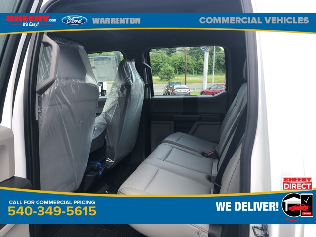 2020 Ford F-350 Crew Cab DRW 4x4, Knapheide KUVcc Service Body #YD12579 - photo 12