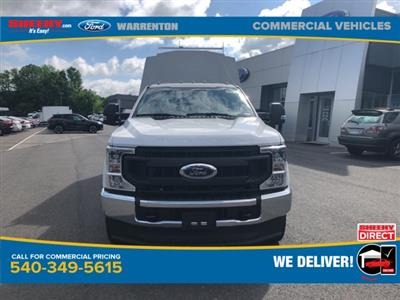 2020 Ford F-350 Crew Cab DRW 4x4, Knapheide KUVcc Service Body #YD12579 - photo 3
