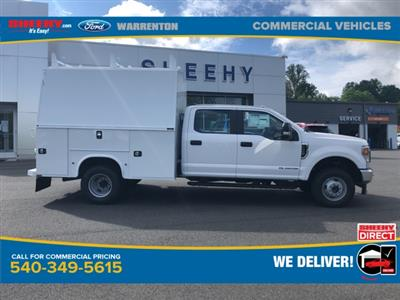 2020 Ford F-350 Crew Cab DRW 4x4, Knapheide KUVcc Service Body #YD12579 - photo 4