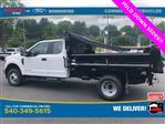 2020 Ford F-350 Super Cab DRW 4x4, Rugby Eliminator LP Steel Dump Body #YD12593 - photo 8