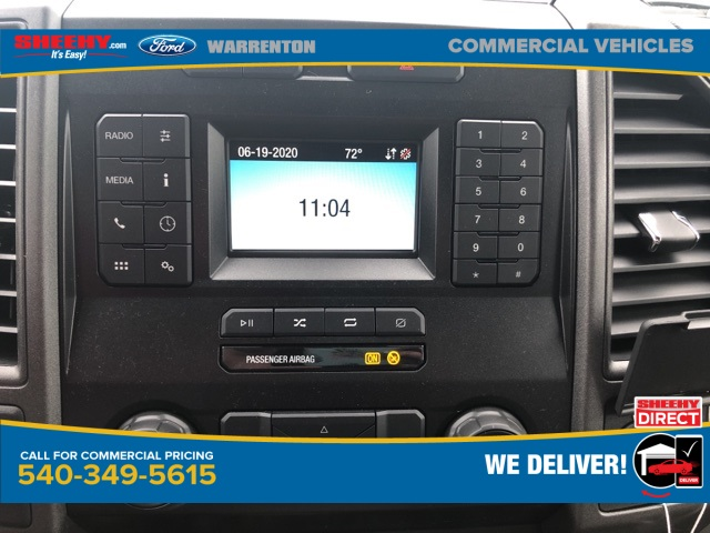 2020 Ford F-550 Crew Cab DRW 4x2, PJ's Platform Body #YD13034 - photo 10