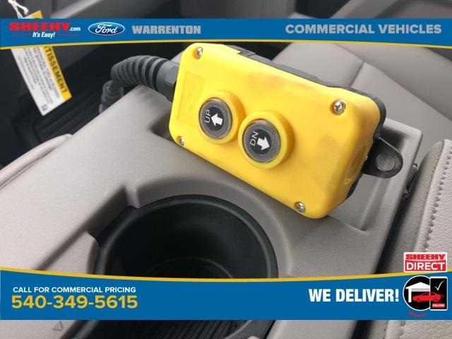 2020 Ford F-550 Crew Cab DRW 4x2, PJ's Platform Body #YD13034 - photo 13