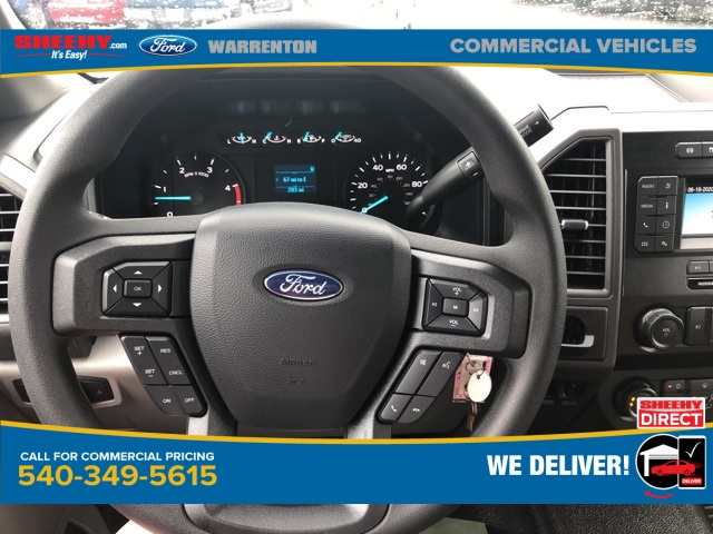 2020 Ford F-550 Crew Cab DRW 4x2, PJ's Platform Body #YD13034 - photo 14