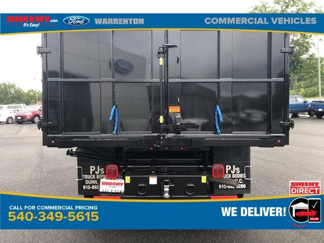 2020 Ford F-550 Crew Cab DRW 4x2, PJ's Platform Body #YD13034 - photo 7