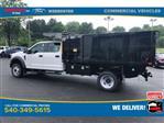 2020 Ford F-550 Crew Cab DRW 4x2, PJ's Platform Body #YD13034 - photo 2