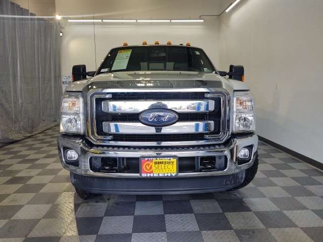2013 F-250 Crew Cab 4x4, Pickup #YD15210A - photo 2