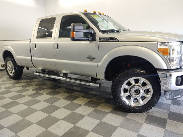 2013 F-250 Crew Cab 4x4, Pickup #YD15210A - photo 3