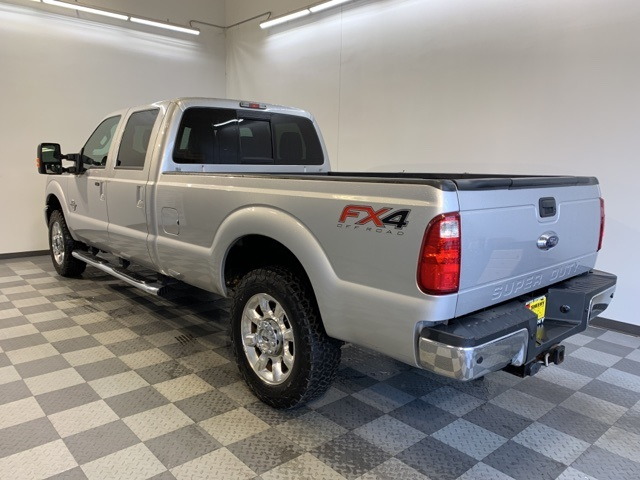 2013 F-250 Crew Cab 4x4, Pickup #YD15210A - photo 5