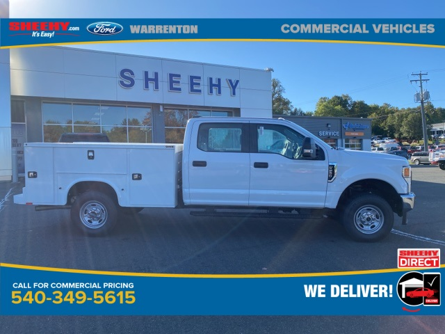 2020 Ford F-250 Crew Cab 4x4, Knapheide Steel Service Body #YD15279 - photo 4