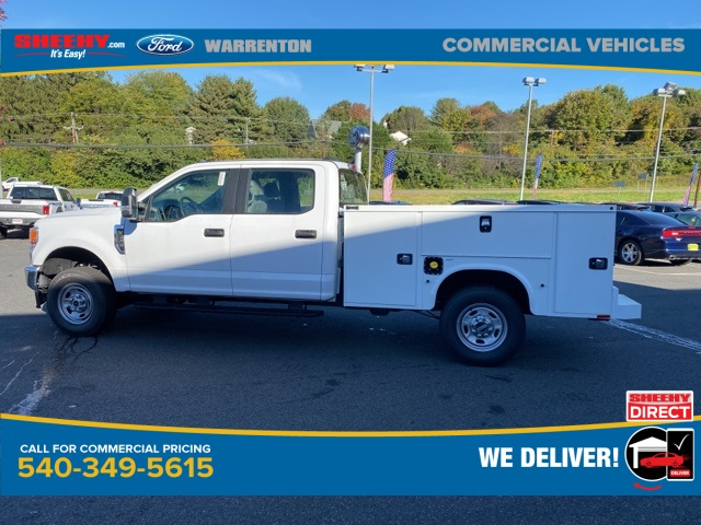 2020 Ford F-250 Crew Cab 4x4, Knapheide Steel Service Body #YD15279 - photo 9