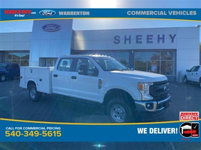 2020 Ford F-250 Crew Cab 4x4, Knapheide Steel Service Body #YD15279 - photo 1