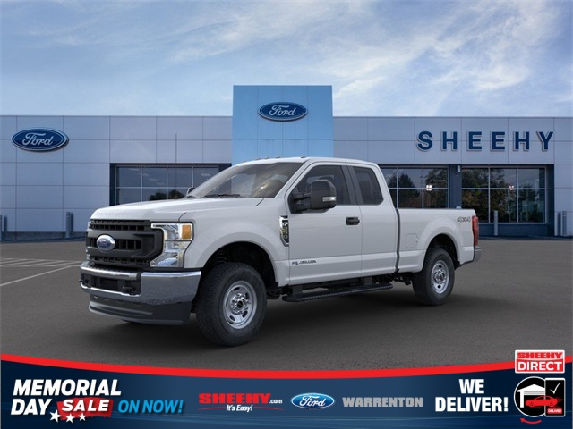 2020 Ford F-250 Super Cab 4x4, Pickup #YED15283 - photo 1
