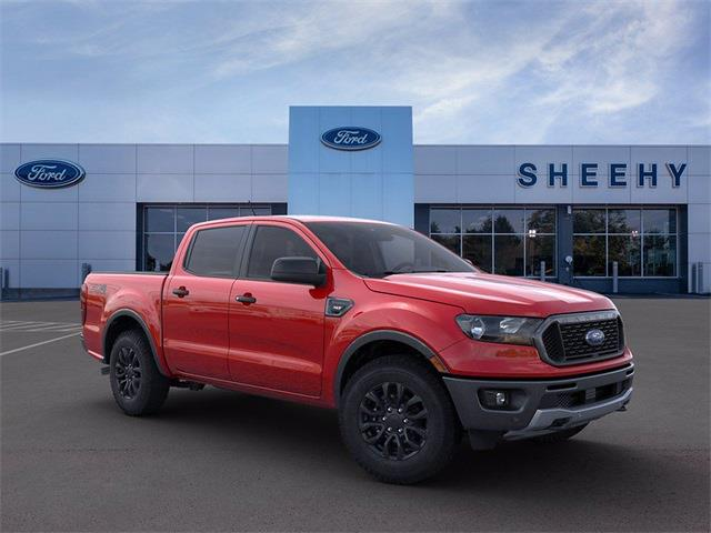 2021 Ford Ranger SuperCrew Cab 4x4, Pickup #YD15661 - photo 1