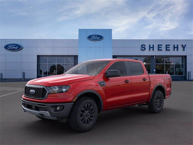 2021 Ford Ranger SuperCrew Cab 4x4, Pickup #YD15661 - photo 4