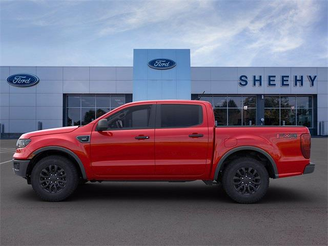 2021 Ford Ranger SuperCrew Cab 4x4, Pickup #YD15661 - photo 6