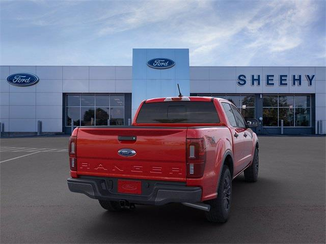2021 Ford Ranger SuperCrew Cab 4x4, Pickup #YD15661 - photo 2
