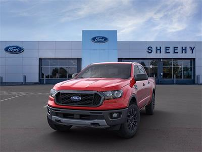 2021 Ford Ranger SuperCrew Cab 4x4, Pickup #YD15661 - photo 5