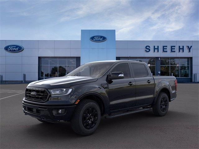 2021 Ford Ranger SuperCrew Cab 4x4, Pickup #YD15662 - photo 4