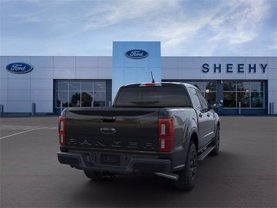 2021 Ford Ranger SuperCrew Cab 4x4, Pickup #YD15662 - photo 2