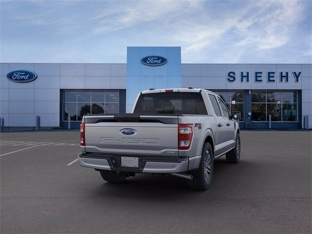 2021 Ford F-150 SuperCrew Cab 4x4, Pickup #YD20320 - photo 1