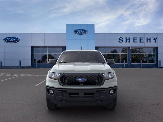 2021 Ford Ranger SuperCrew Cab 4x4, Pickup #YD21562 - photo 3