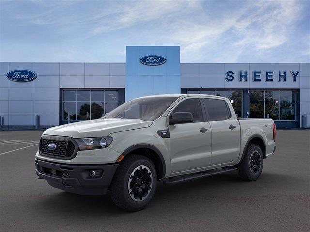 2021 Ford Ranger SuperCrew Cab 4x4, Pickup #YD21562 - photo 4