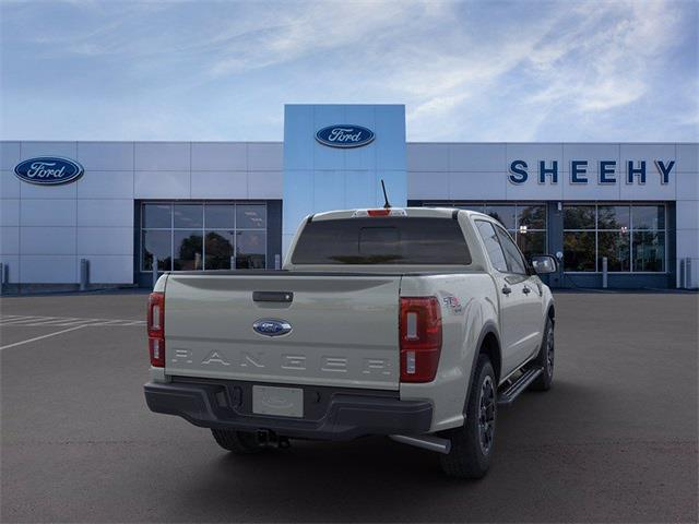2021 Ford Ranger SuperCrew Cab 4x4, Pickup #YD21562 - photo 2
