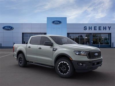 2021 Ford Ranger SuperCrew Cab 4x4, Pickup #YD21562 - photo 1