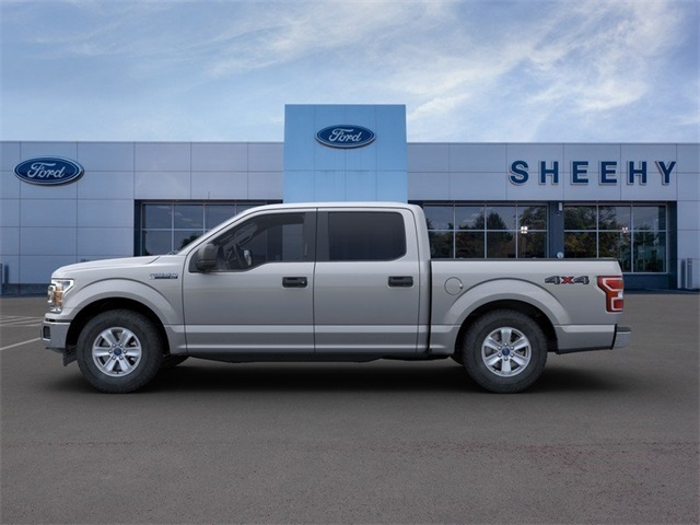 2020 F-150 SuperCrew Cab 4x4, Pickup #YD22254 - photo 3