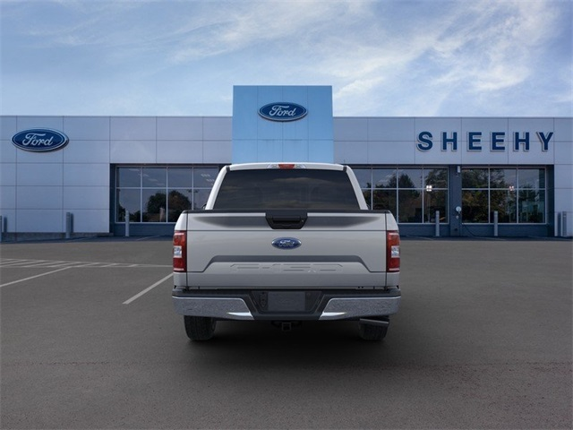 2020 F-150 SuperCrew Cab 4x4, Pickup #YD22254 - photo 5