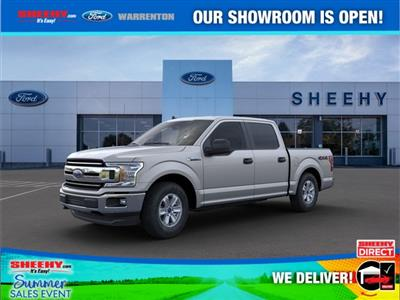 2020 F-150 SuperCrew Cab 4x4, Pickup #YD22254 - photo 1