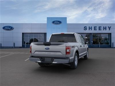2020 F-150 SuperCrew Cab 4x4, Pickup #YD22254 - photo 8