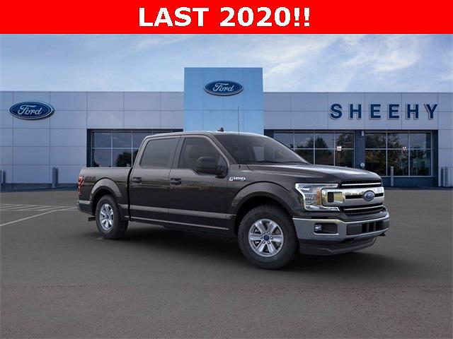 2020 Ford F-150 SuperCrew Cab 4x4, Pickup #YD22908 - photo 1