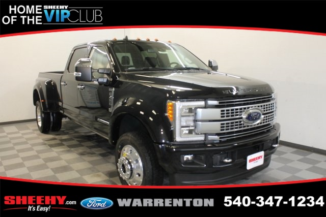 2019 F-450 Crew Cab DRW 4x4,  Pickup #YD23677 - photo 1