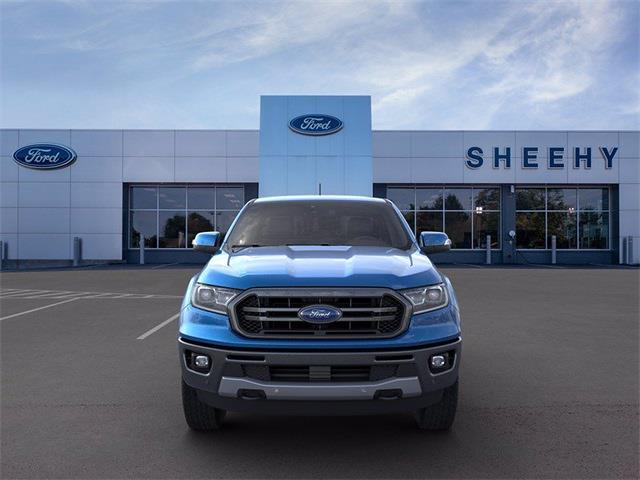 2021 Ford Ranger SuperCrew Cab 4x4, Pickup #YD25388 - photo 3