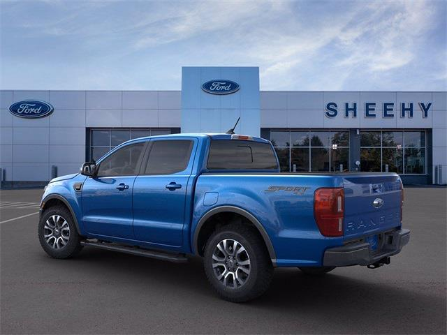 2021 Ford Ranger SuperCrew Cab 4x4, Pickup #YD25388 - photo 7